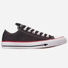 【额外7.5折】Converse 匡威 All Star 女款爱心牛仔帆布鞋
