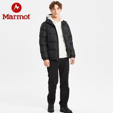 土拨鼠(Marmot) Guides Down Hoody J73060 男士户外羽绒服 700蓬 999元