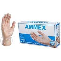 $4.85 包邮 AMMEX 医用级一次性手套 中号 100只