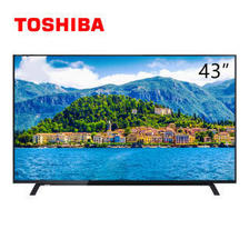 12日:东芝(TOSHIBA) 43L1600C 43英寸 液晶电视  券后1149元