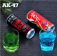 临期特价:补充能量 AK47 维生素功能饮料 250mlx8罐 券后19元包邮(原价83元)