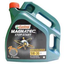 嘉实多(Castrol)磁护合成润滑油 启停保 5W-30 C3 SN 4L装 德国原装进口 199元