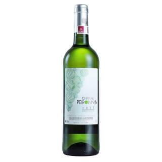 拉蒙 法国原瓶进口红酒波尔多AOC 宝蓝亭酒庄干白葡萄酒单支装750ml 单瓶 *2件 84.4元(合42.2元/件)