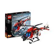 网易考拉黑卡会员: LEGO 乐高 机械组 42092 救援直升机 162.24元包邮包税'