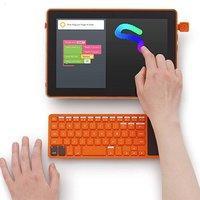 $150.77(原价$279.99)Kano 触屏式儿童平板电脑,编程从这里开始