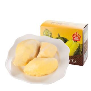 阿榴哥 泰国原装进口 金枕头冷冻榴莲果肉 300g *5件 139.55元(合27.91元/件)