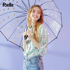 长袖格子衬衫女设计感小众2019夏季新款韩版宽松气质早秋洋气上衣 189元