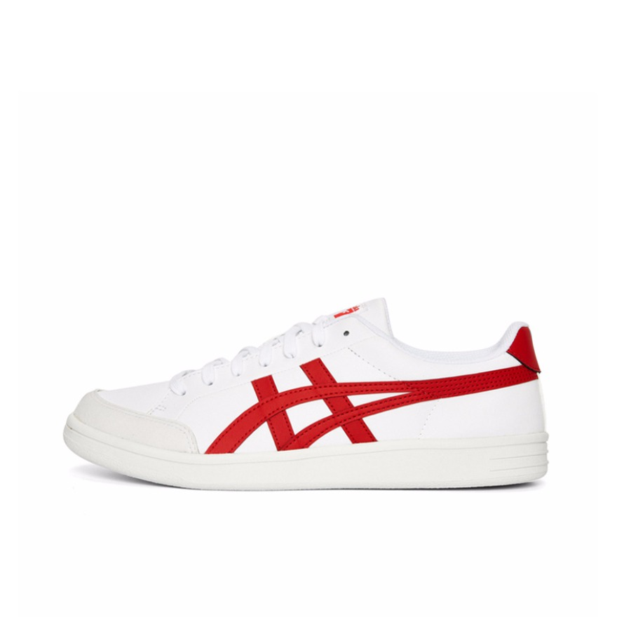 Onitsuka Tiger Entry Court 白红色 到手价294元
