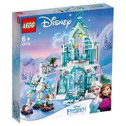 18日0点: LEGO 乐高 迪士尼公主系列 43172 艾莎的魔法冰雪城堡 475.3元包邮'