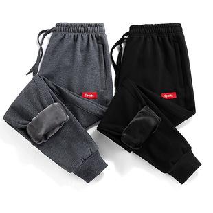 金丝绒 秋冬男加绒休闲裤卫裤 ¥69