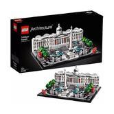 网易考拉黑卡会员: LEGO 乐高 建筑系列 21045 特拉法加广场 483.84元包邮包税