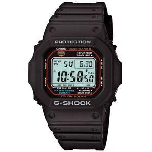 折合672.38元 CASIO 卡西欧 G-SHOCK GWM5610-1 男款电波表