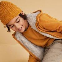 儿童内里绒套装首降价 仅$19.9 多色选 Uniqlo 儿童商品特价区低至$3.9 轻质保