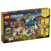 18日0点: LEGO 乐高 Creator 创意百变系列 31095 游乐场旋转木马 328.3元包邮'