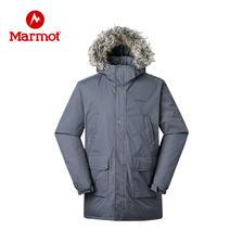 Marmot 土拨鼠 V41640 男士防风保暖羽绒服 1499元