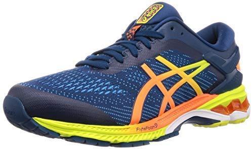 中亚Prime会员、限尺码: ASICS 亚瑟士 GEL-KAYANO 26 男子顶级支撑跑鞋 ¥581.26+¥58.77含税包邮(约¥640)