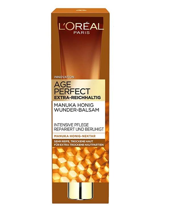 ¥70.97 L'Oréal Paris 欧莱雅 Age Perfect 麦卢卡花蜜抗衰老软膏 40ml