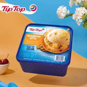 新西兰顶级国民级冰淇淋 TipTop 进口冰淇淋 2L巨无霸装 188元包冷链运输 融化/损坏包赔