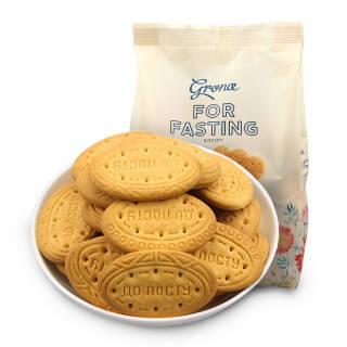 乌克兰进口 格兰娜 Grona 原味饼干 250g/袋 *19件 85.2元(合4.48元/件)