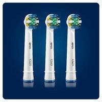 $13 (原价$29.99)史低价:Oral-B Floss Action 电动牙刷替换刷头 3个