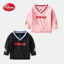 迪士尼 儿童夏款套装+长袖卫衣外套 券后39元