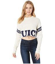 折合110.18元 Juicy Couture 橘滋 Collegiate 女士毛衣