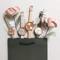 7.5折+1件免邮+限时税补 Olivia Burton 小众腕表首饰 手表界的爱丽丝仙境