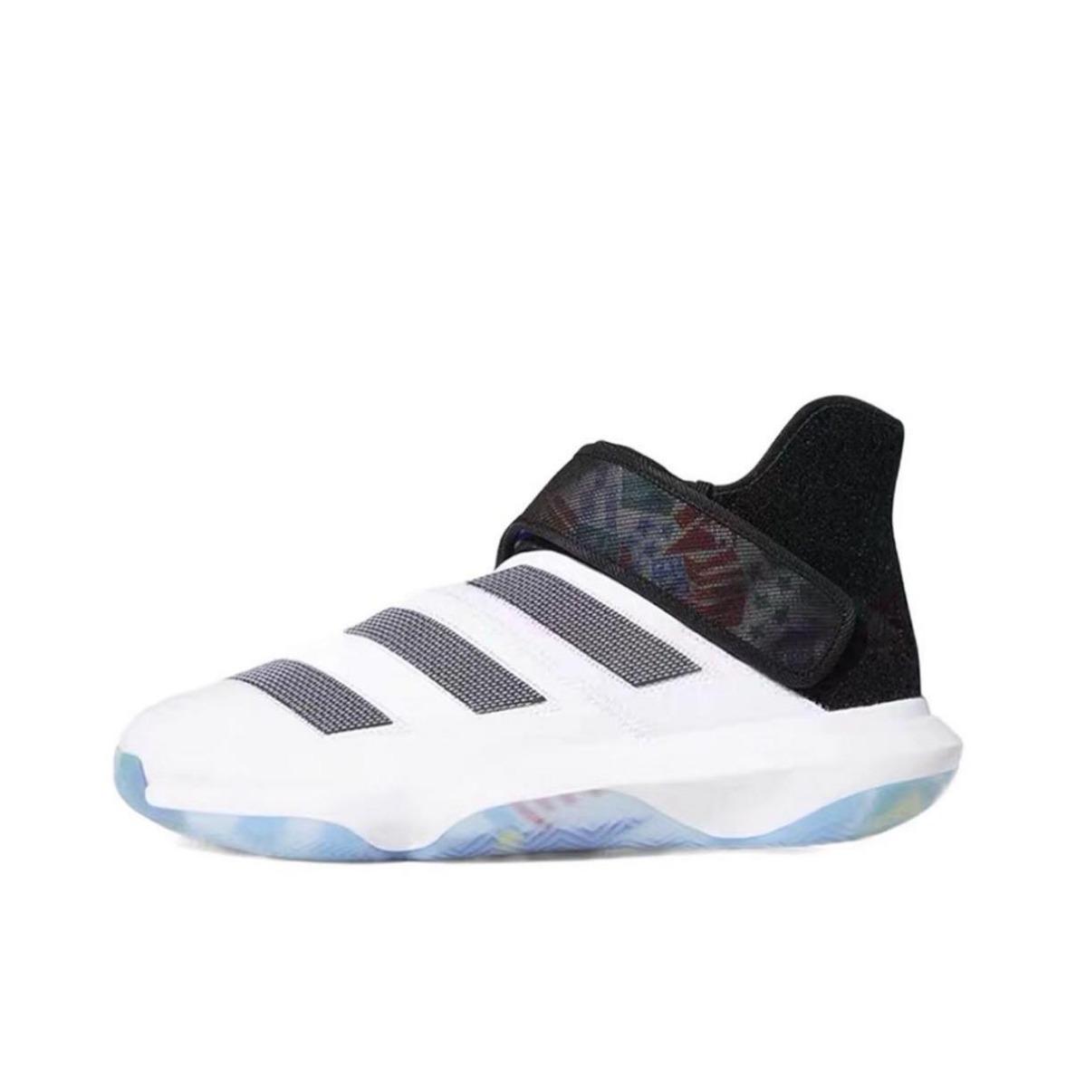 adidas Harden B/E 3 Black/White 白黑 实付到手449元