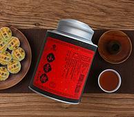 1斤装 4.9分:天宇 新会小青柑 8年陈茶+新会青柑 250gx2罐 券后138元包邮(长