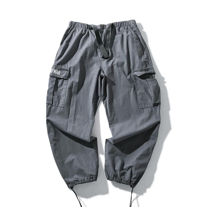 Guuka 大口袋工装裤 优惠价298元