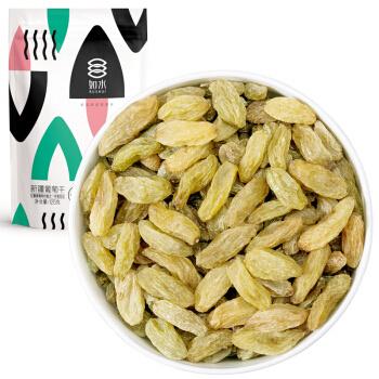 如水 蜜饯果干 新疆葡萄干125g/袋 *16件 70元(双重优惠) ¥70
