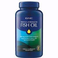 低至2折+ 额外减$10 GNC 葡萄籽精华$6.99、3倍强效鱼油$14.99
