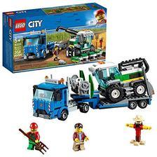 乐高(LEGO) City 城市系列 60223 收割机运输车 $16.6(约116.83元)