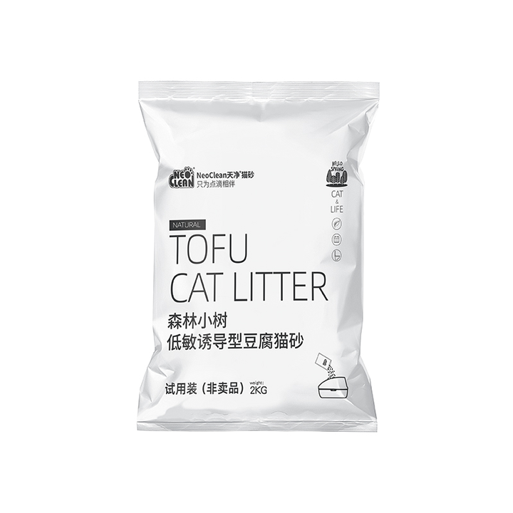 NEO 天净 豆腐猫砂 2kg 9.9元包邮