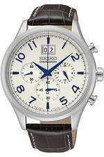 折合1028.85元 SEIKO 精工 Chronograph SPC155 男士计时时装腕表