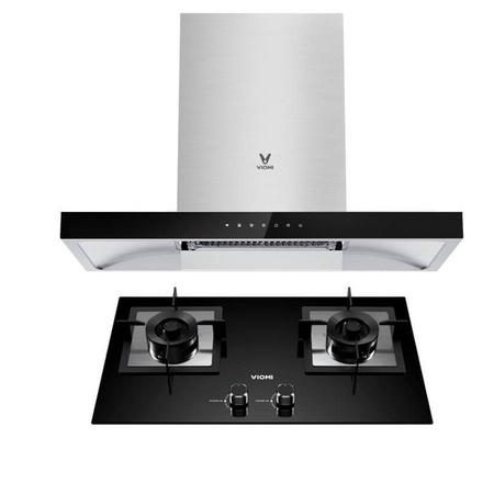 VIOMI 云米 CXW-250-VT203 Power 4.2 智能互联烟灶套装 1599元包邮(需用券) ¥1599