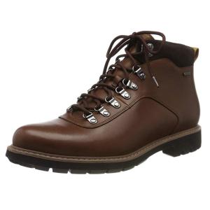 中亚Prime会员、限尺码: Clarks Batcombealpgtx Biker 男士工装靴 ¥315.96+¥28.75含税包邮(约¥345)