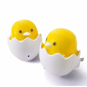 ¥9.9 雅臣仕 LED光控感应小夜灯 小黄鸭-LED光控(2个装)