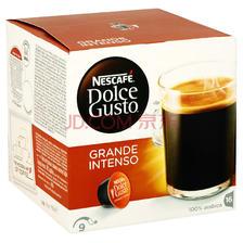 Nestlé 雀巢 Dolce Gusto 咖啡胶囊 16颗 *4件 134.12元含税包邮(立减)