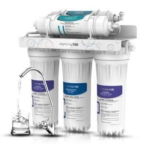 热销15万台 九阳 五级超滤净水器 可直饮水 精度0.01μm 升级10寸滤芯 259元包邮