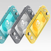 爆品上架、日本直邮!Nintendo 任天堂Switch Lite游戏机 Prime直邮到手1484元(国内未上市)