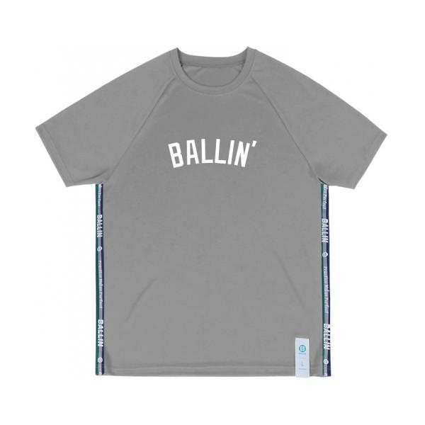 BALLIN熟能生巧系列基础训练短袖 促销价99