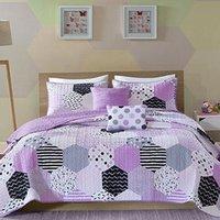 额外7.5折 macys.com 儿童床上用品特卖 家的温馨从居室开始