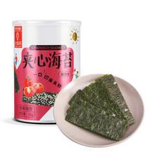 八享时 夹心海苔 45g 番茄味 *7件 89.3元(合12.76元/件)