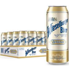 威瑟尔堡 喜力旗下小麦白啤酒 奥地利进口 500ml*24听整箱装 1770年酿造工艺 *2