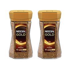 Nestlé 雀巢 瑞士原装金牌咖啡粉 100g 2罐装 *2件 99元(合49.5元/件)