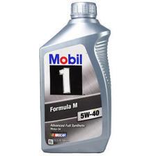 美孚(Mobil) 美孚1号 SN 5W-40 全合成机油 946ml 43.65元