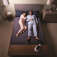8折 $279.2起 创新水循环不干燥不上火 Navien Mate EQM301轻奢款恒温水暖床垫 3种尺寸