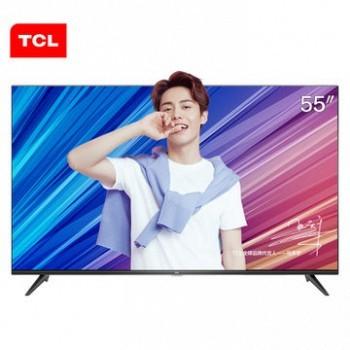 国美 TCL D55A730U 55英寸 4K 液晶电视 1799元包邮