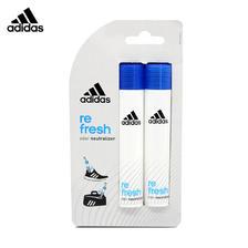 Adidas 阿迪达斯 鞋靴除臭剂*2件 39元